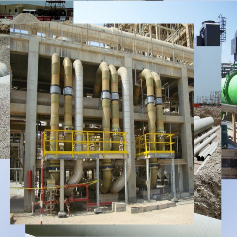 Restrained Pipes (Gravity and Pressure) for Underground and Above-Ground Applications