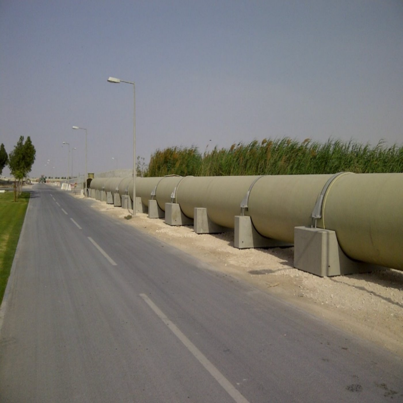 Unrestrained Pipes (Gravity and Pressure) for Above Ground Application
