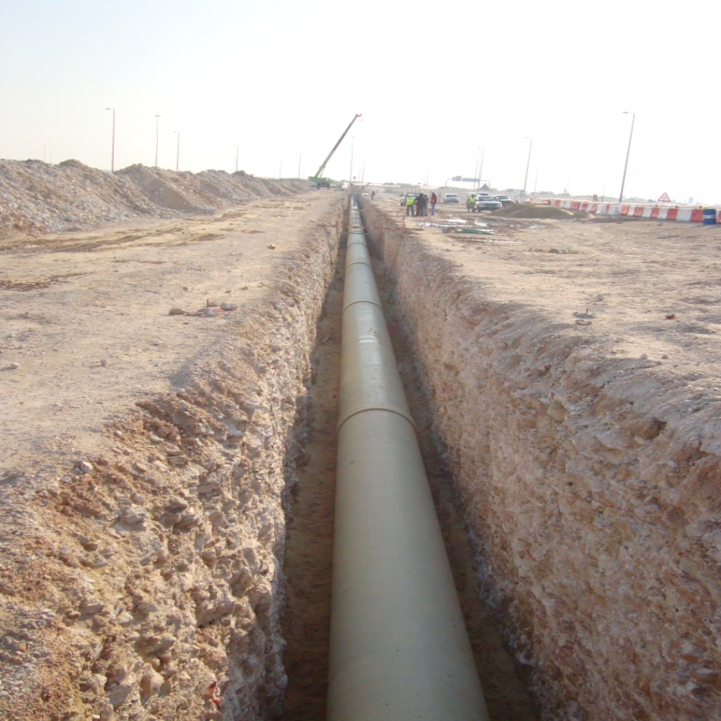 Unrestrained-Pipes-for-Underground-Application